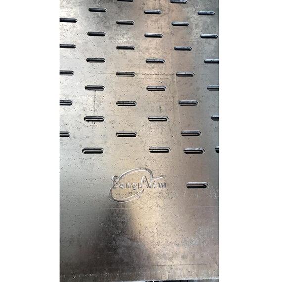 سینی های کابل پانچ CNC