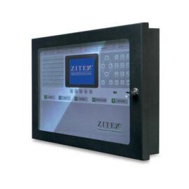 پانل مرکزي اعلام حریق آدرس پذیر برند ZITEX مدل ZX- P 1000 AD