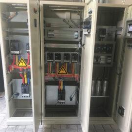 مونتاژو طراحی انواع تابلو برق