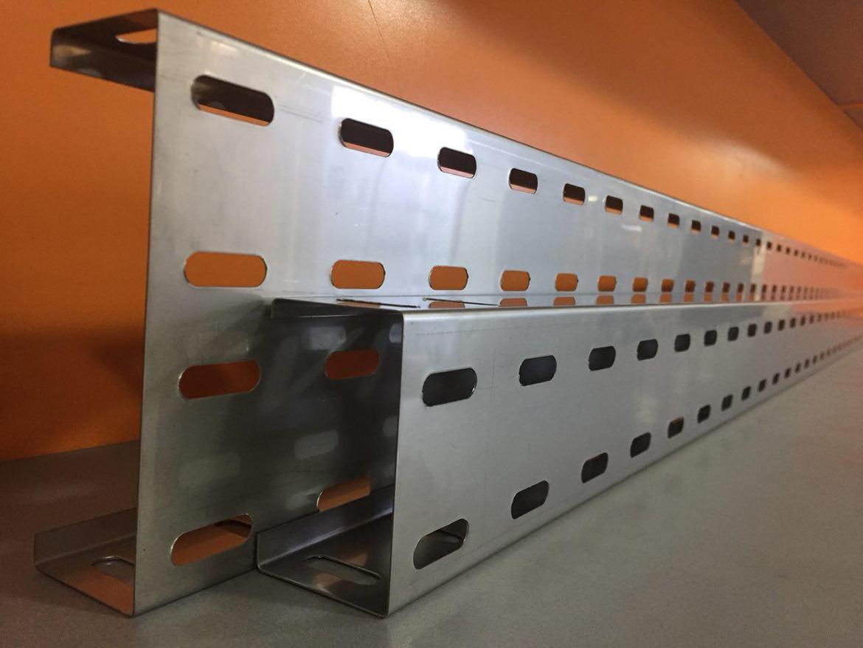 انواع ورق فولادی در تولید سینی کابل