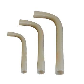 زانو عصایی سایز 13 pvc