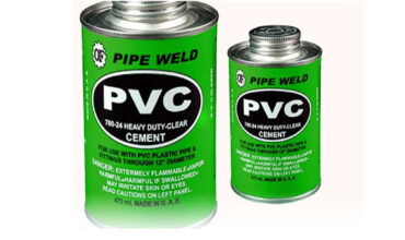 لوازم و تجهیزات مورد نیاز برای کار با لوله pvc
