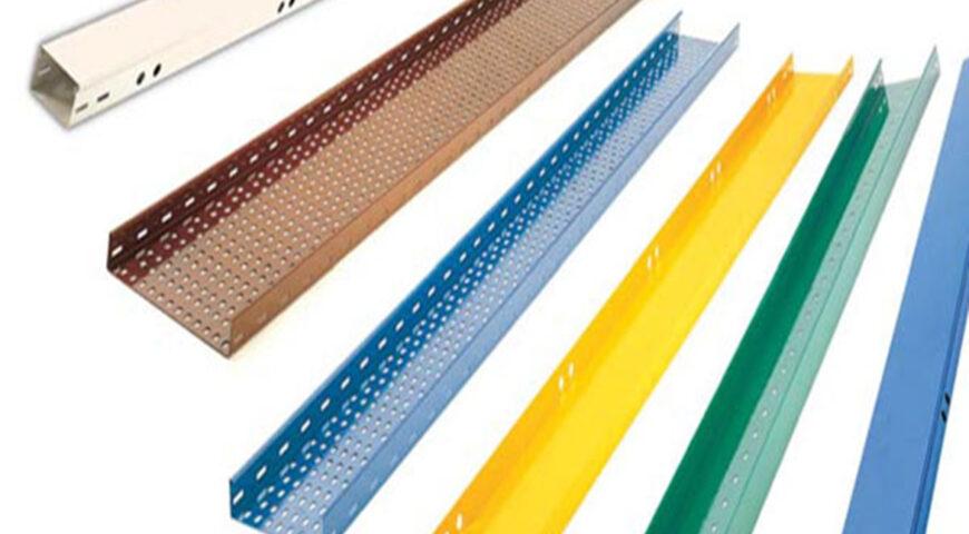 درب سینی کابل و چگونگی تولید سینی کابل رنگی و استیل